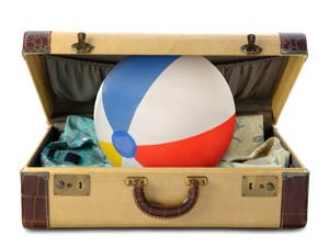 Packing list essentials for your holiday