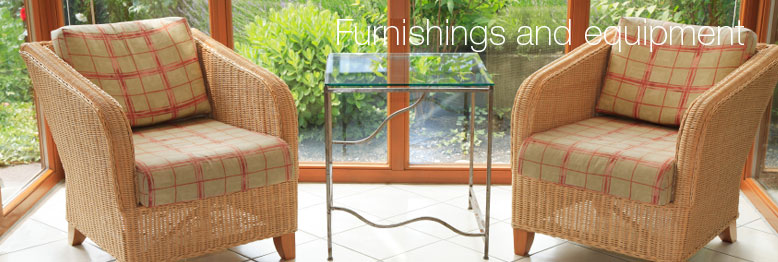 Help with furnishing and equipping your holiday property