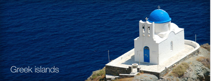 Greek islands | Villas and apartments in Greece