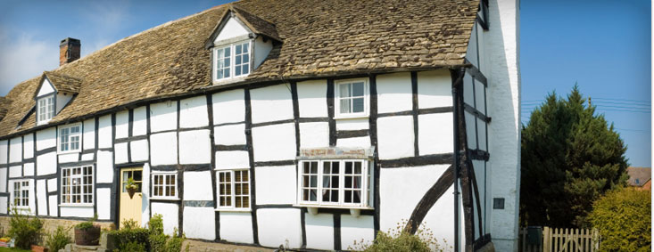 Timbered cottage | English country cottages
