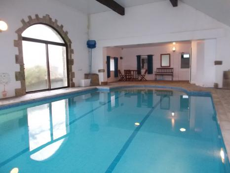 Butterton Moor Loft, Lovely Warm Indoor Pool, Image 1