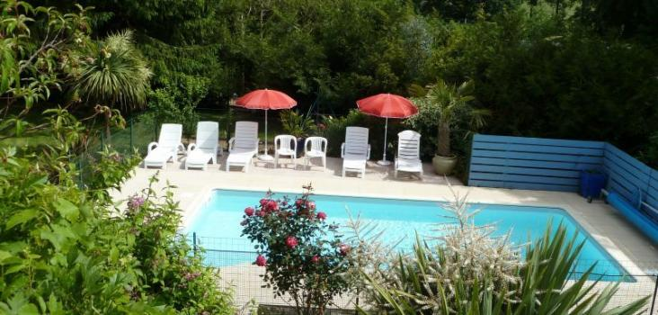 Brittany Cottage Baud Holiday Cottage Brittany France