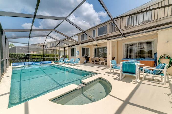 Villa Sunrise Dream, Sunset Lakes Holiday Villa, Florida, United States